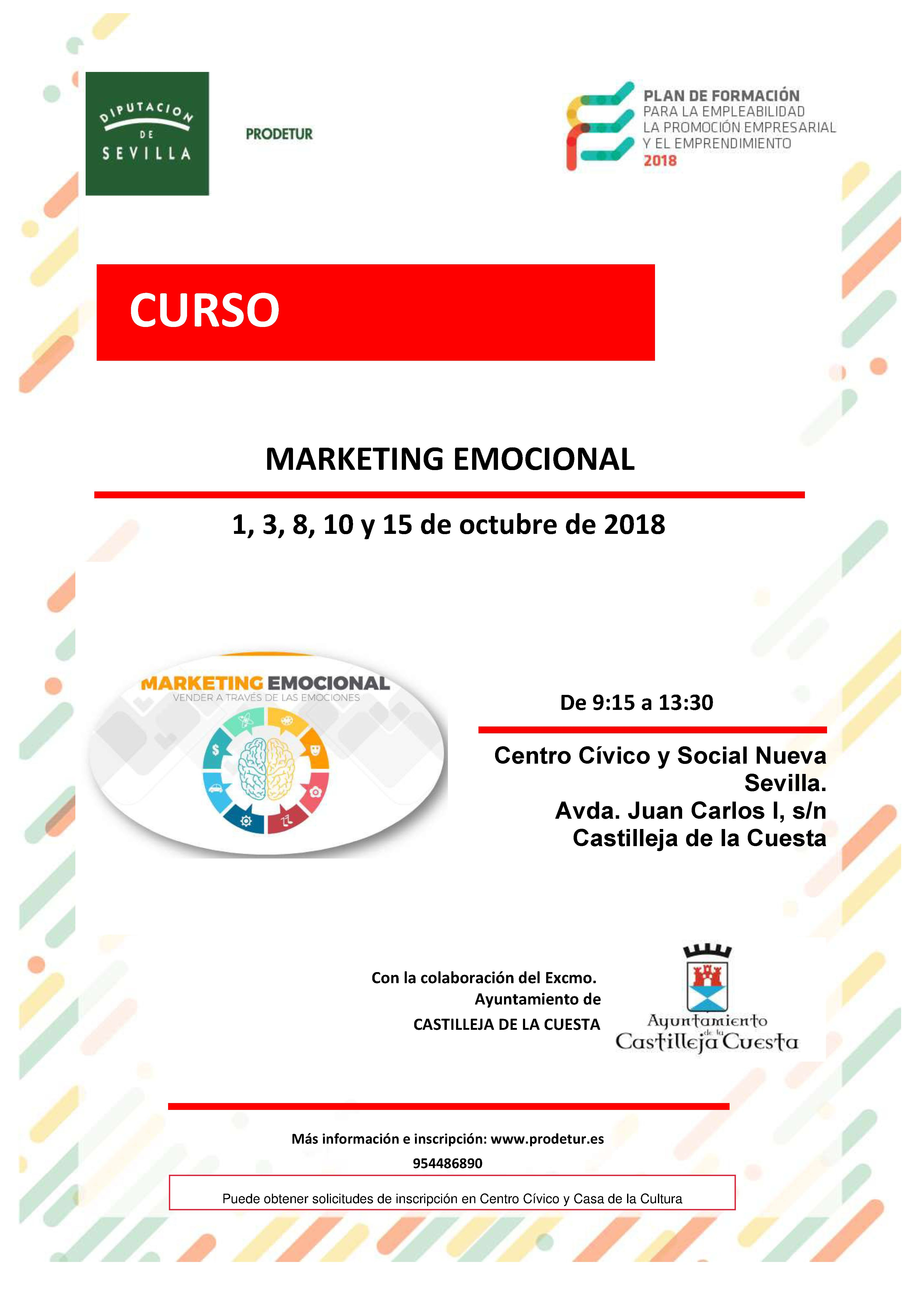 Cartel Marketing Emocional