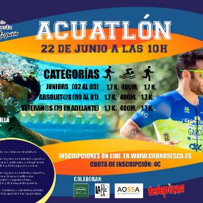 cartel acuatlon 2019